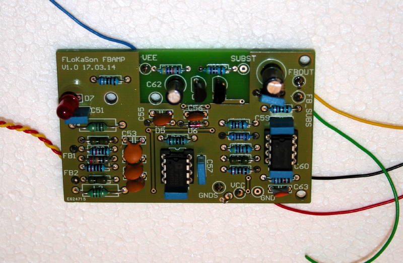 FB-Input Amplifier Cards.